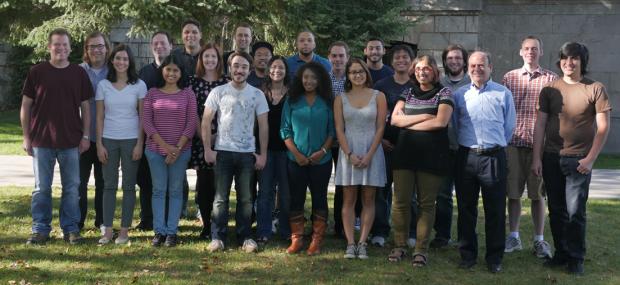Syracuse University Gravitational Wave Group