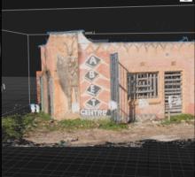 Engazi Photogrammetry exterior screenshot