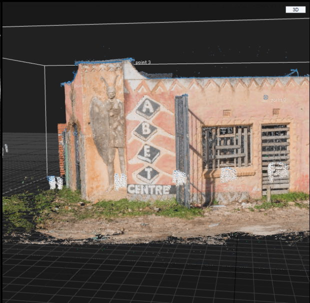 Engazi Photogrammetry exterior screenshot