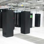 Computers in SU's Green Data Center